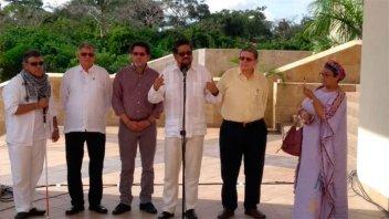 La FARC pidió a Santos que use su autoridad para implementar el acuerdo de paz
