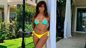 Con 66 años, así está Anamá Ferreira
