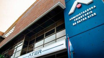 ATER sugiere a los contribuyentes tomar recaudos frente al paro bancario