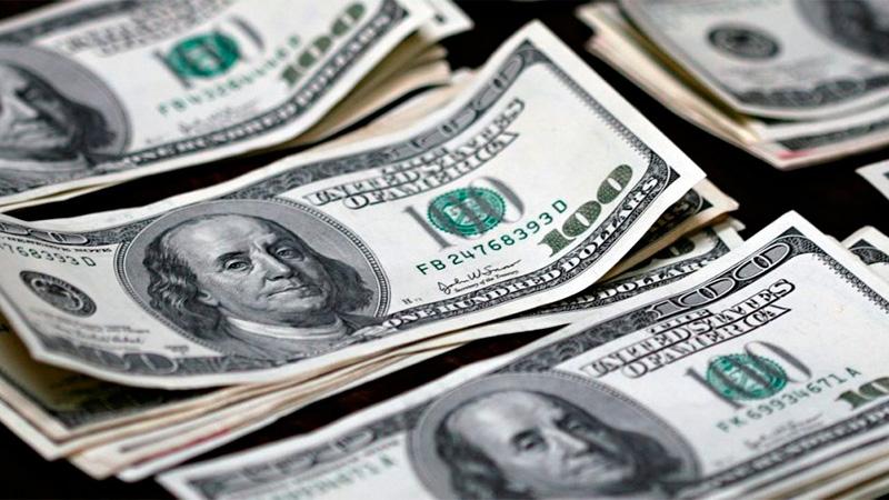 El dólar volvió a subir y cerró a $19,95