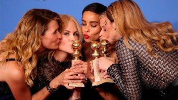 Globo de Oro 2018: Todos los premiados por la prensa Extranjera de Hollywood