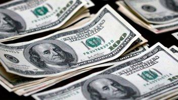 El dólar inició la semana sin cambios: $ 20,51