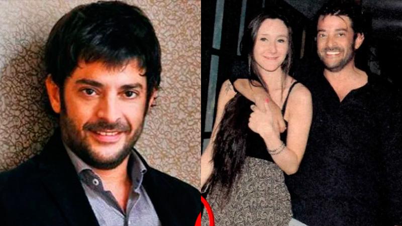 Pablo Rago, de novio con una joven 21 años menor  que él