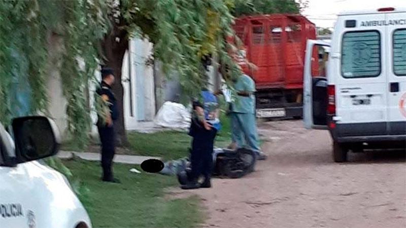 Una vecina de Nahir dijo que Fernando pudo haber llevado el arma