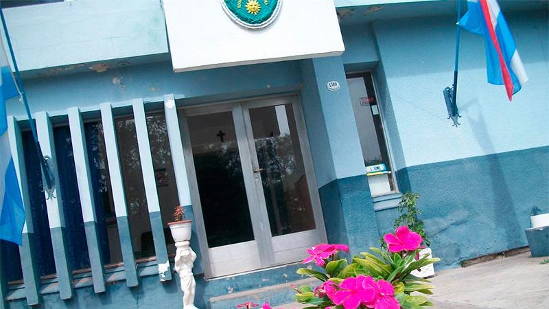 Comisaría de Crespo