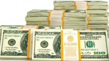 El dólar sube nuevamente y se vuelve a colocar por encima de los $ 19