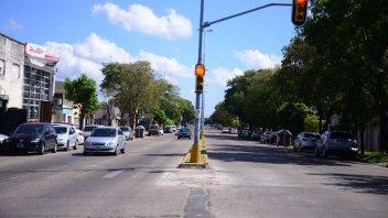 Un tramo de Avenida Ramírez tendrá un nuevo carril