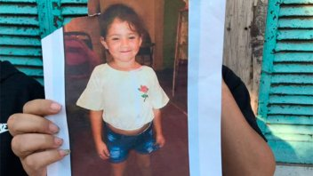 Hallaron sin vida a la nena que estaba desaparecida desde el sábado