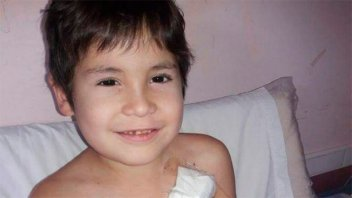 Desesperado pedido de dadores de sangre para niño internado con leucemia