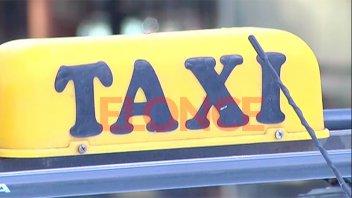 Taxistas realizan campaña solidaria para el hospital San Roque