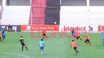 Amistoso: Patronato igualó 1-1 con Atlético Rafaela