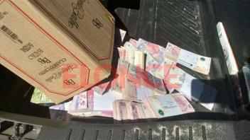 Empleado de la Legislatura pidió la devolución del dinero que le secuestraron