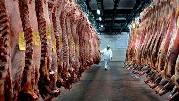 En Entre Ríos destacan el acuerdo para exportar carne a China