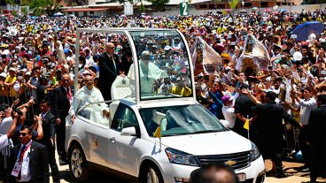 El Papa pidió en Perú