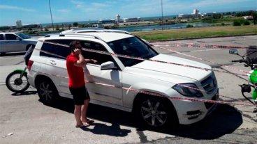 Piloto de TC se negó a control de alcoholemia y se atrincheró en su camioneta