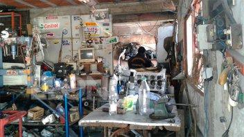 Generó un incendio mientras soldaba en su taller: Debió ser hospitalizado