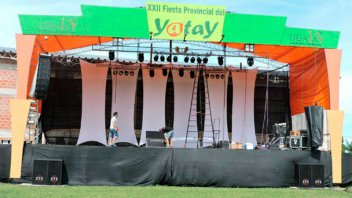 Este fin de semana, Ubajay  vivirá la Fiesta Provincial del Yatay