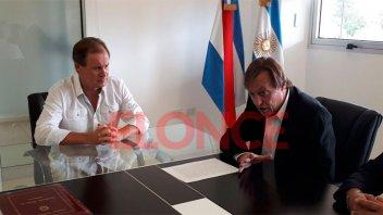 Provincia otorgó crédito de 140 millones de pesos para realizar obras en Paraná