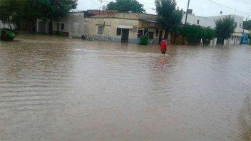 Diluvió en Corrientes: Cayeron más de 120mm en dos horas