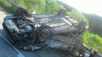 Una familia demandó atención médica tras el choque de un auto y un camión