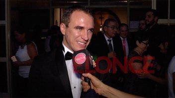 Emoción y felicidad: Las palabras de Mariano Werner después de dar el sí