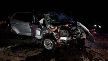 Rutas trágicas: Ocho personas murieron en dos accidentes en Santa Fe