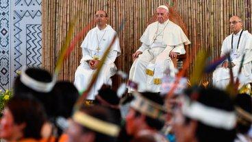 El Papa denunció que Latinoamérica está en crisis por la corrupción