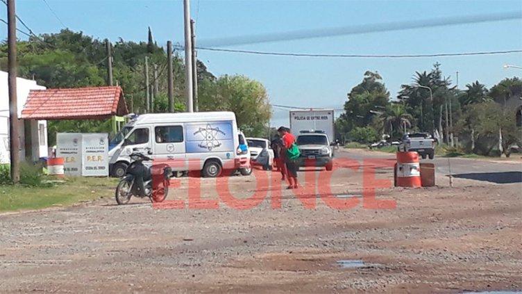 Presunto homicidio: Hallaron sin vida a una persona en Paraná