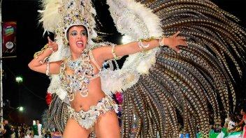 El Carnaval de Concordia empezó con buena concurrencia de público