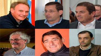 Revelan cuánto cobran algunos intendentes de Paraná Campaña