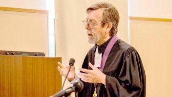 Falleció el presidente de la Iglesia Evangélica del Río de la Plata