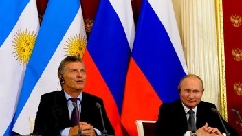 Argentina y Rusia sellaron una agenda de cooperación bilateral