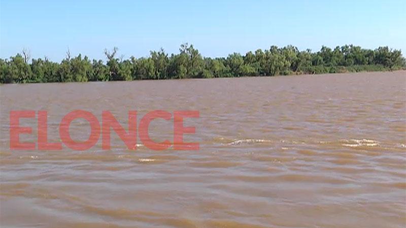 Así arrastra absolutamente todo el Río Pilcomayo — INUNDACIONES EN SALTA