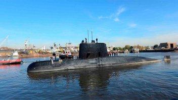 ARA San Juan: el Gobierno decidirá la empresa privada para buscar al submarino