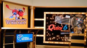Apostador ganó más de 64 millones de pesos en el Quini 6