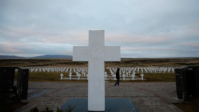 Familiares de caídos en Malvinas viajarán en marzo a las islas