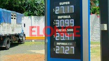 Estacioneros de YPF esperan inminente aumento: Cuánto costaría el litro