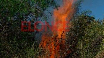 Bomberos Voluntarios, sin respiro: Todos los días acuden a apagar incendios