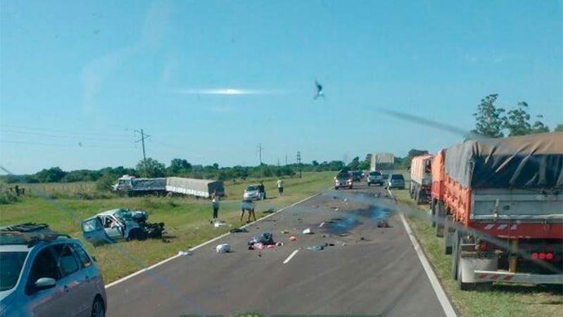 Ocurrió en la provincia de Corrientes.