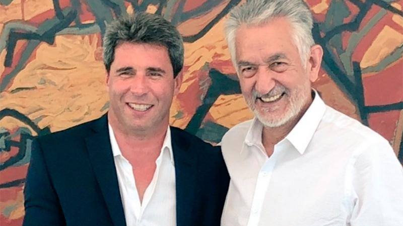 Rodríguez Saá y Uñac participarán del encuentro.
