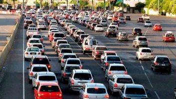 Más de un millón y medio de personas viajan por el país durante Semana Santa
