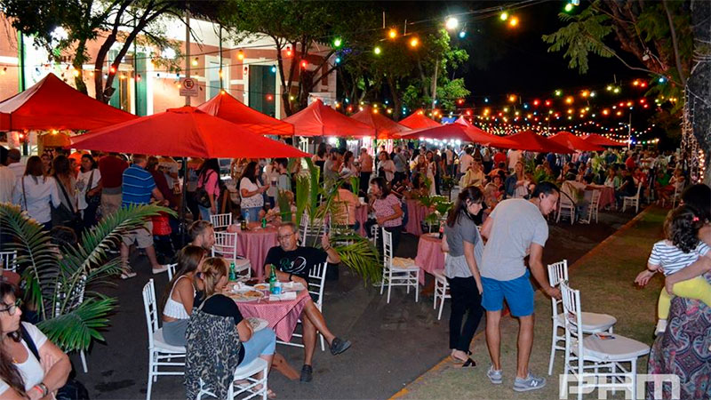 """Feria de Turismo y Gastronomía """"Sabores del Litoral"""""""