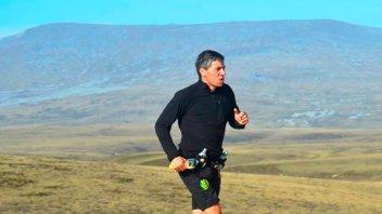 Unió sitios de combate corriendo, para homenajear a ex combatientes de Malvinas