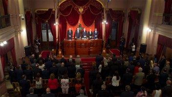 Más repercusiones tras discurso de Bordet: respaldo a la reforma política