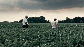 Pino ovacionado en Berlín por su documental sobre los agrotóxicos