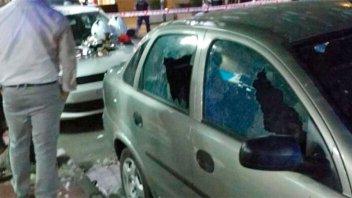 Dos ladrones y un policía murieron tras sangrienta y feroz balacera en Córdoba