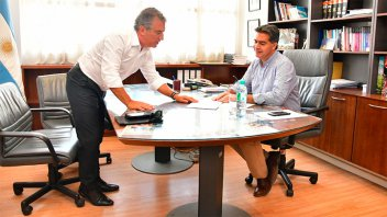 Urribarri y Capitanich buscan construir una alternativa electoral de cara a 2019