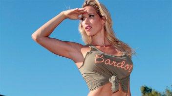 La bailarina Estefanía Bacca y sus fotos más sensuales del verano 2018