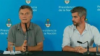 Macri cerró el encuentro en Chapadmalal y regresó a Buenos Aires