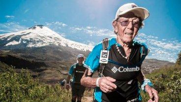 Una bisabuela de 83 años intentará escalar el Aconcagua